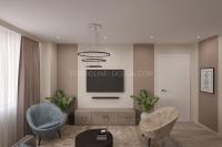 Дизайн интерьера 2-х комнатной квартиры #4