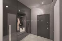 Дизайн интерьера квартиры в доме премиум класса #1