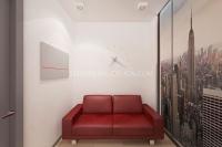 Дизайн интерьера квартиры в доме премиум класса #10