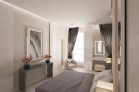 Дизайн интерьера квартиры в доме премиум класса #11