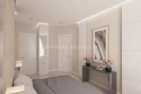 Дизайн интерьера квартиры в доме премиум класса #13