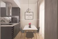 Дизайн интерьера квартиры в доме премиум класса #16
