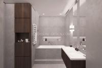 Дизайн интерьера квартиры в доме премиум класса #17
