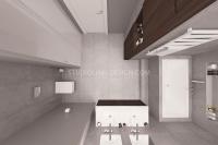 Дизайн интерьера квартиры в доме премиум класса #19