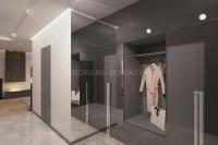 Дизайн интерьера квартиры в доме премиум класса #2