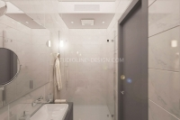 Дизайн интерьера квартиры в доме премиум класса #20