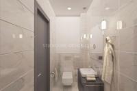 Дизайн интерьера квартиры в доме премиум класса #21