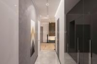 Дизайн интерьера квартиры в доме премиум класса #3