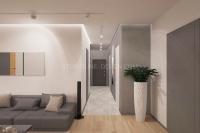 Дизайн интерьера квартиры в доме премиум класса #4