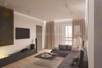 Дизайн интерьера квартиры в доме премиум класса #5