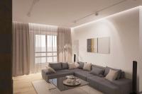 Дизайн интерьера квартиры в доме премиум класса #6