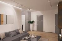 Дизайн интерьера квартиры в доме премиум класса #7