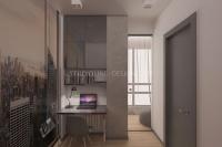 Дизайн интерьера квартиры в доме премиум класса #8