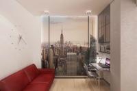 Дизайн интерьера квартиры в доме премиум класса #9
