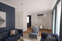 Дизайн интерьера частного загородного дома #2