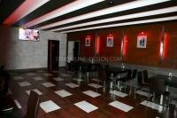 Дизайн интерьера кафе #1