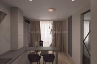 Дизайн интерьера 2-х комнатной квартиры #8