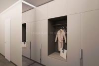 Дизайн интерьера 3-х комнатной квартиры #1