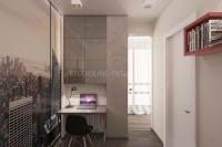 Дизайн интерьера 3-х комнатной квартиры #10