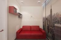 Дизайн интерьера 3-х комнатной квартиры #11