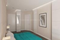 Дизайн интерьера 3-х комнатной квартиры #13