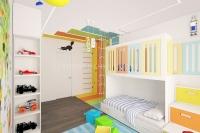 Дизайн интерьера 3-х комнатной квартиры #22