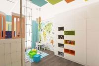 Дизайн интерьера 3-х комнатной квартиры #23