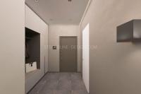 Дизайн интерьера 3-х комнатной квартиры #2