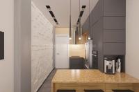 Дизайн интерьера 3-х комнатной квартиры #17