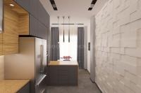 Дизайн интерьера 3-х комнатной квартиры #18