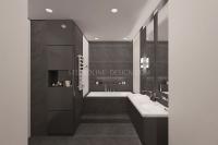 Дизайн интерьера 3-х комнатной квартиры #25