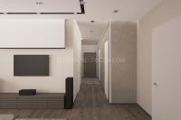 Дизайн интерьера 3-х комнатной квартиры #4