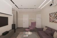 Дизайн интерьера 3-х комнатной квартиры #6