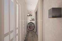 Дизайн интерьера 3-х комнатной квартиры #9