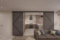Дизайн интерьера 2-х комнатной квартиры #3