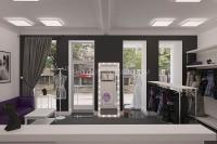 Дизайн интерьера салона-магазина #7