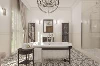 Дизайн интерьера ванной комнаты #1