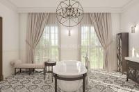 Дизайн интерьера ванной комнаты #2