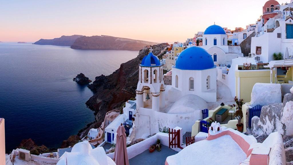 о. Санторини (Греция)